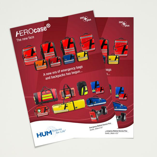 Brochures - HUM GmbH