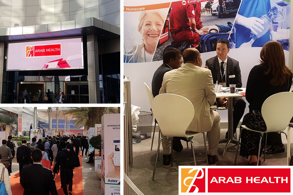 Messe Arab Health 2019
