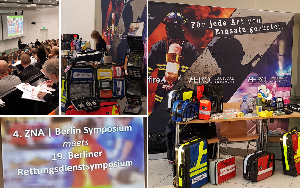 Review of the Berliner-Rettungsdienstsymposium