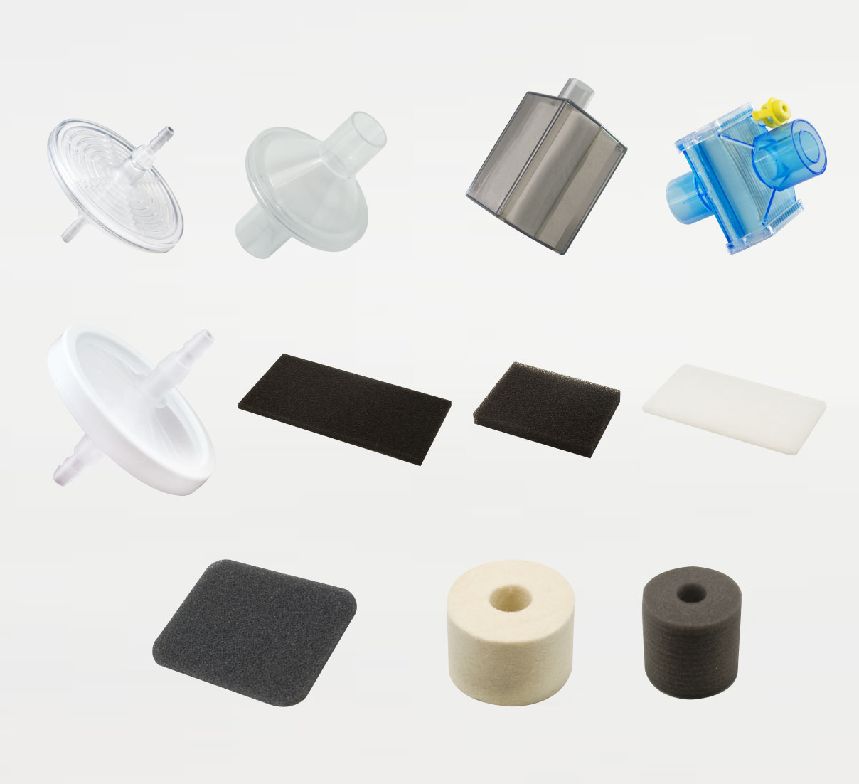 Filters for Oxygen Concentrators